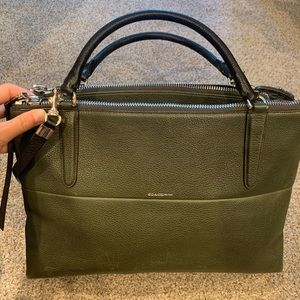 Coach Medium Borough Bag
